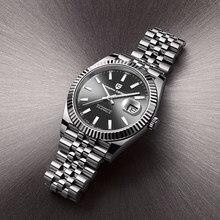 PAGANI – montre mécanique pour hommes, nouveau DESIGN, Date grise, marque de luxe, automatique, mouvement NH35A, 2020