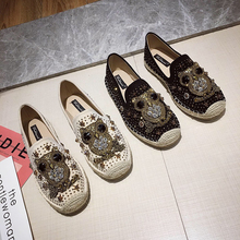 Women Flats Shoes Round Toe Shallow Slip