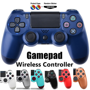 Wireless Bluetooth Controller For PS4 Gamepad For Playstation 4/4 pro/4 slim Controller For Dualshock 4 Gamepad Joystick For PC