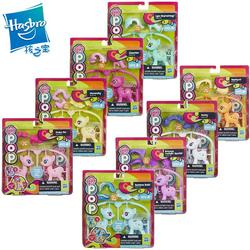 Hasbro Children's Toys My Little Pony POP Rainbow Series Basic Pack A8208 Girls Toys Yun Bao Ziyue Many Players Do Doll Models