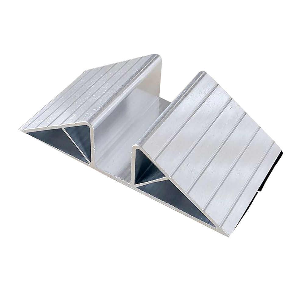 Aleación de aluminio Puerta de bebé seguridad Triangular profesional perro mascota alta Fácil instalación aislamiento valla puerta duradera barandilla