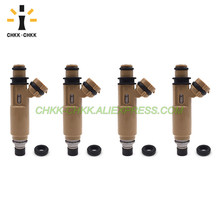 CHKK-CHKK 23250-74170 23209-74170 fuel injector for TOYOTA Avensis 2.0L 3S-FE 1997 RAV4 2.0L 3S-FE 1997 chkk chkk 23250 0t050 23209 09360 fuel injector for toyota general rav4 asa44 zsa4 2013 2 0l 6zrfae