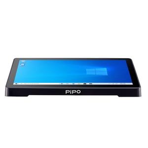 Image 5 - PIPO X12 Mini PC Intel Cherry Trail Z8350 4 GB/64 GB Dispositivo de TV inteligente sistema operativo Windows 10 10,8 pulgadas 1920*1280P con puerto VGA 10000mAh