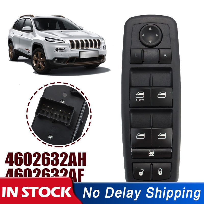 Window Switch Panel Car Power Master Console Control For Liberty Journey Nitro