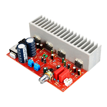 TDA7294 Audio Amplifier Board 2.0 Channel 2*200W High Power HiFi Stereo Sound Amplifiers Dual AC24-28V DIY Amp For Home Speaker aiyima tube amplifiers audio board diy kits a1943 c5200 dual ac12 28v high power amplifier board stereo hifi tube fever level