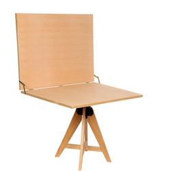Still Life Table Wooden Drawing Table Lifting Sketch Easel Bookshelf Stand Desktop Stand Desk Watercolor Oil Easel for Artist