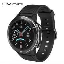 Умные часы UMIDIGI Uwatch GT, водонепроницаемые часы на весь день, отслеживание пульса, отслеживание сна, ультра длинные часы, Android iOS