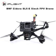 IFlight Cidora SL5 E 215 ミリメートル 5 インチ FPV ドローン BNF と SucceX E F4 フライングタワーと 45A 4in1 ESC/XING E 2207 モーター Rc ドローン
