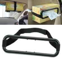 Parasol para coche caja para pañuelos de papel bolsa de marco de la silla de coche a soporte para papel de cocina vehículo productos para automóviles General accesorios de coche