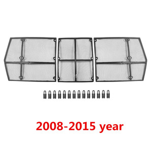 Image 3 - Auto Voor Grill Insect Net Voor Toyota Land Cruiser 200 LC200 Fj200 2008 2009 2010 2011 2012 2013 2014 2015 2016 2017 2018