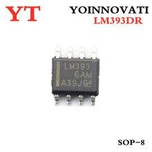 2500 шт./лот LM393DR LM393D LM393 IC двойной DIFF COMP 8 SOIC 1 лот = 1 Катушка