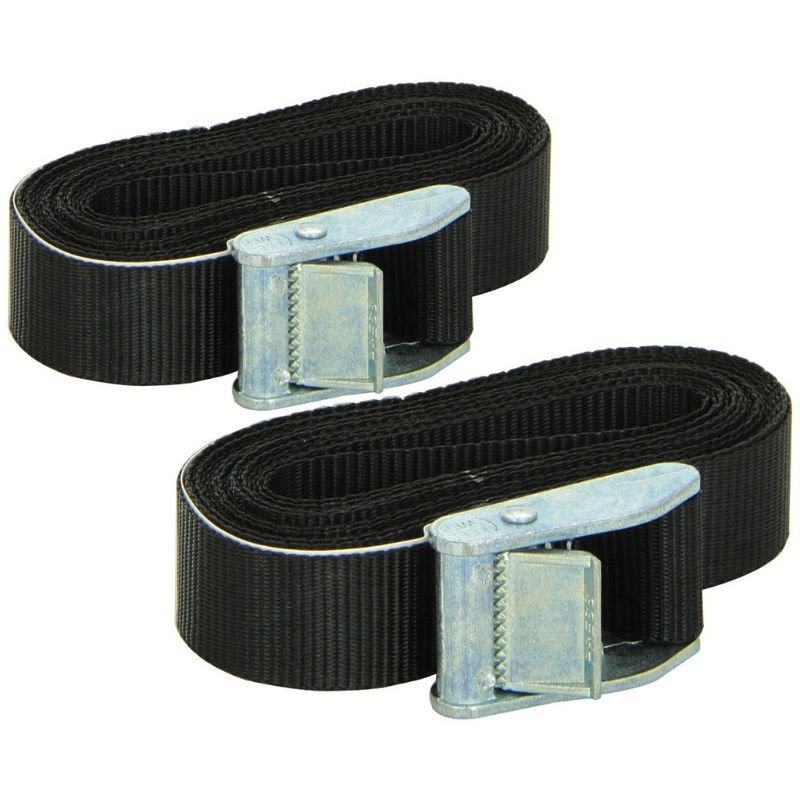 2021 New Hot Selling 1M Buckle Tie-Down Belt Cargo Straps For Car Motorcycle Bike With Metal Buckle Tow Rope Strong Ratchet Belt