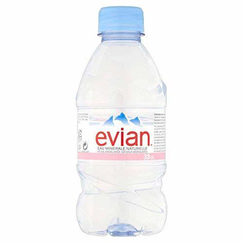 Evian Acqua Minerale Piatta 24x 330ml