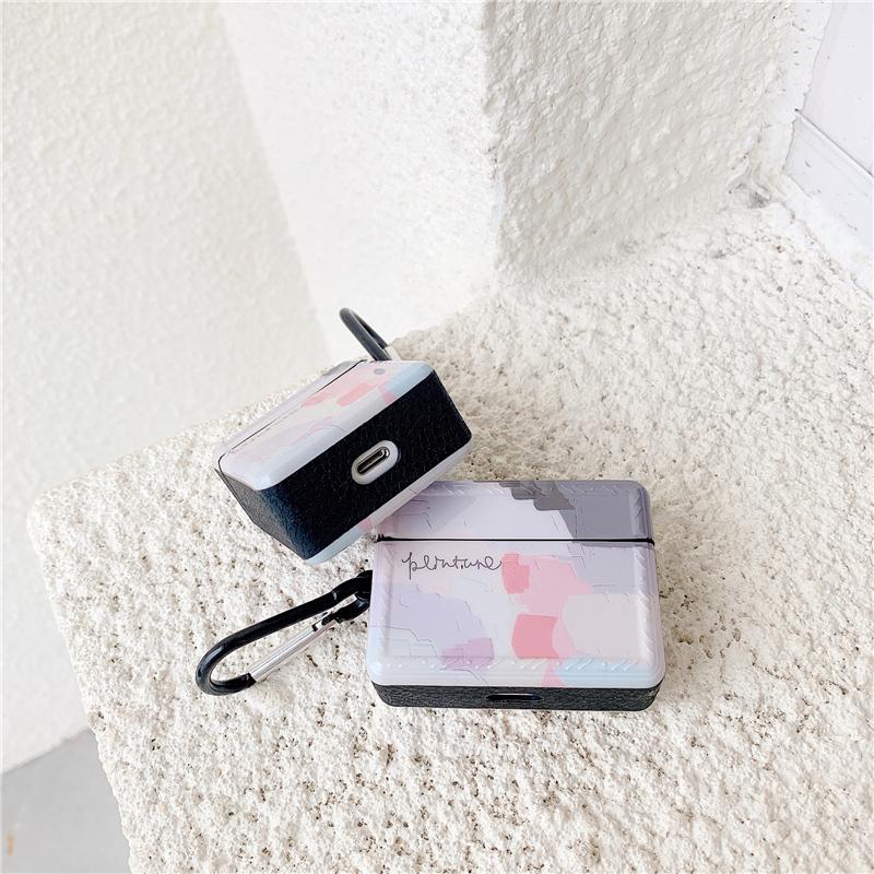Мягкий силиконовый чехол для apple airpods наушников pro s Для