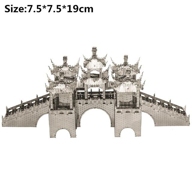 3D Metal Puzzle Model Kit DIY Stainless Steel Starship DOCTOR WHO TARDIS Animal Ship Adult Jigsaw DIY Jigsaw Manual Gift Toys 6