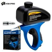 Sandblasting-Gun Air-Tools Sand-Gravity Pneumatic-Anti-Rust Mini Handheld