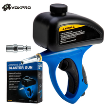 Sandblasting-Gun Air-Tools Sand-Gravity Pneumatic-Anti-Rust Mini Handheld