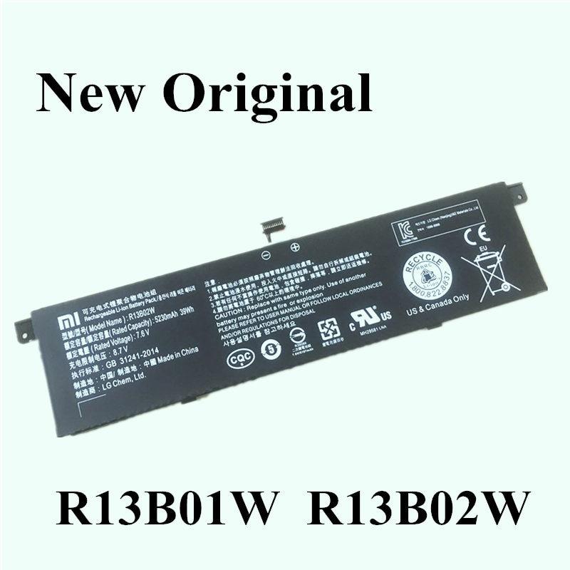 New Original Laptop Replacement Li-ion Battery For  Xiaomi Mi Air 13.3