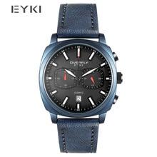EYKI Men Luminous Calendar Watch Sport Watches Waterproof Qu
