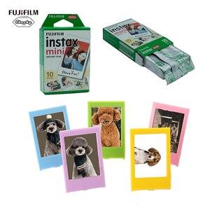Image 5 - Fujifilm instax mini película 10, 20, 40, 60, 80, 100, 200, 300 hojas, Fuji 11, 9, 8 películas, white Edge, películas para instant mini 11, 9, 8, 7s, 25 y 90