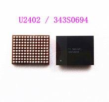 Контроллер экрана 343S0694 U2402, микросхема с интегральной схемой для iPhone 6, 6Plus, 6G, черный, Meson Touch, ic, BGA, 1 шт.