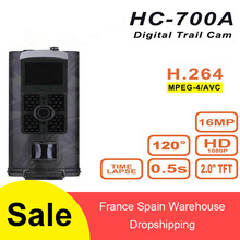 HC-700A Hunting Camera LED Photo Trap Trail Night Vision Video Surveillance Wild Cameras 16MP