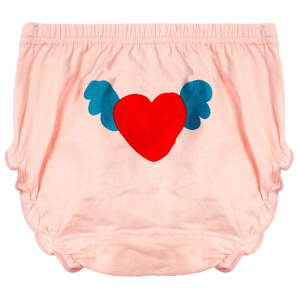 3pcs/pack Baby Girls Disper Cotton Panties Bloomers Underpants Newborn Toddler Girls Underwears Baby Clothes 2021