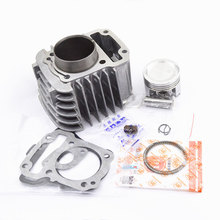 High Quality Motorcycle Cylinder Kit Piston Ring Gasket for Honda Super Cub 110 C110 2009 2018