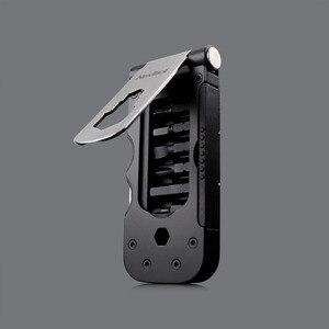 Image 3 - NexTool Multi funzionale Della Bicicletta Tool Strumento di Magnetic Manicotto Squisito e Portatile Outdoor Strumento di Riparazione Chiave