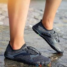 2020 tenisówki typu uniseks buty do pływania szybkoschnące buty do wody i dzieci buty do wody zapatos de mujer na plażę męskie buty 39-47 tanie tanio LOOZYKIT Pasuje prawda na wymiar weź swój normalny rozmiar Spring2019 Początkujący Szybkoschnący Cotton Fabric RUBBER