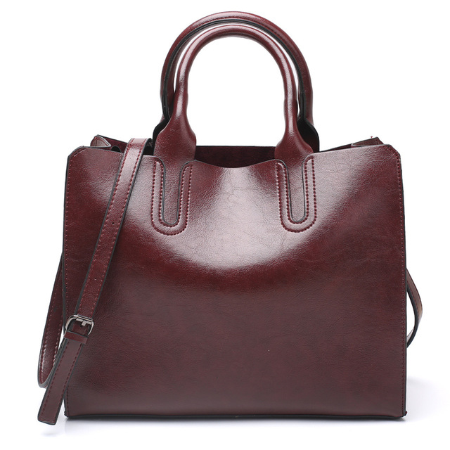 High-Quality Leather Handbag