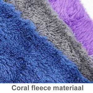 Image 2 - 40x40cm Extra Soft Car Wash Microfiber Towel Car Cleaning Drying Cloth Car Care Cloth Detailing Car WashTowel Never Scrat