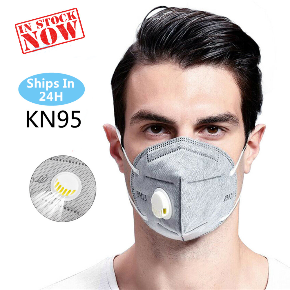 5-20pcs KN95 Anti-Fog FFP3 Dust PPE Mask Adult PM2.5 Anti Mouth Face Mask Warm Masks Healthy Air Filter Dust Proof Protection