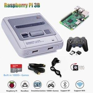 Raspberry Pi 3B games portáti
