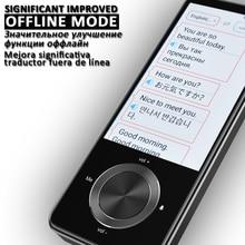 Portable Smart Voice Translator Global Offline Translator Interpreter  Translator Intelligent  Translation Russian Translation