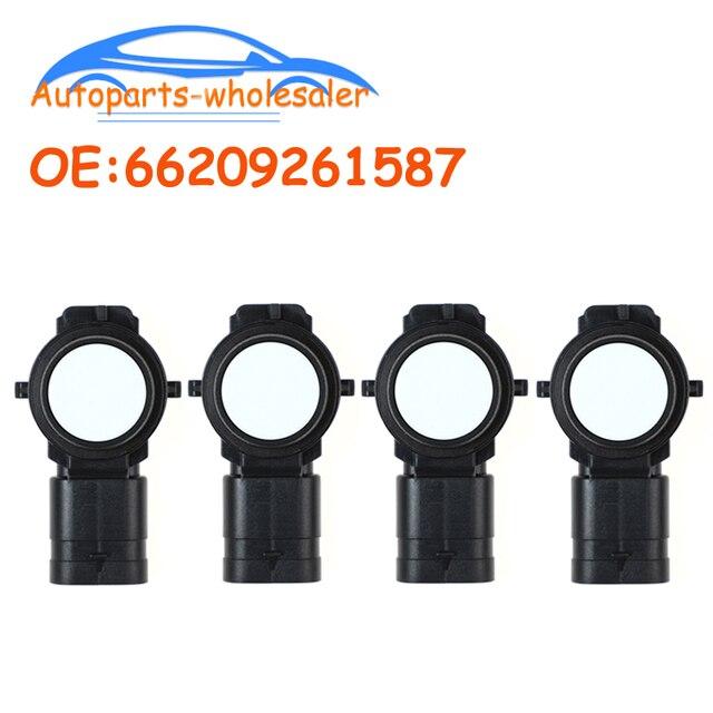 4 adet/grup araba 66209261587 6620 9261 587 9261587 0263013515 için PDC park sensörü BMW F20 F21 F22 F23 f30 F31 F34 F32 F33 F36