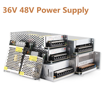 36 Volt V Power Supply 3A 5A 10A 15A 36V 48V Switching 720W 48 Voltage For Led Light Strips
