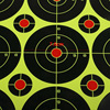 90Pcs 3 Inch TargetsHunting Shooting Paintball AccessoriesReactive Splatter Paper Target For Archery Targeting
