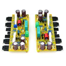 SYM5-3 ON NJW0302/028 100W high-biased Class B After-stage Power Amplifier Board