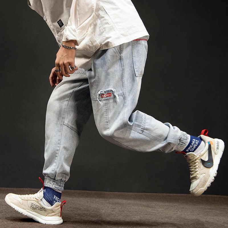 Pantalones Vaqueros De Hip Hop Para Hombre Jeans Punk Sueltos De Calle Para Hombre Dsq Ropa De Calle Para Baile Callejero Moda Para Hombre 2021 Pantalones Vaqueros Aliexpress
