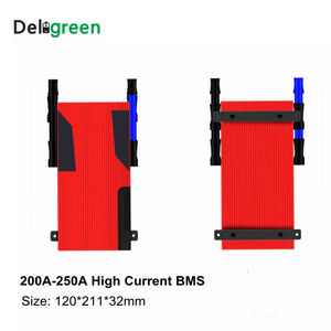 Image 5 - 6S 120A 150A 200A 250A 24V PCM/PCB/BMS for 3.7V LiNCM battery pack 18650 Lithion Ion Battery Deligreen 6S BMS