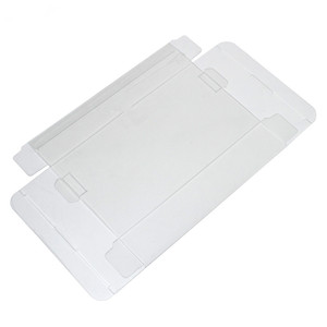 Image 2 - FZQWEG 50 pcs Box Protectors Clear Cases Super for N64 CIB blister crystal case sleeve