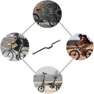 Image 4 - เส้นใยคาร์บอนไฟเบอร์จักรยานMTB Handlebar Swallow รูปแบนRiser Bar Handlebarจักรยาน 600 740Mm Ultralight MTBแผนที่จักรยานอะไหล่