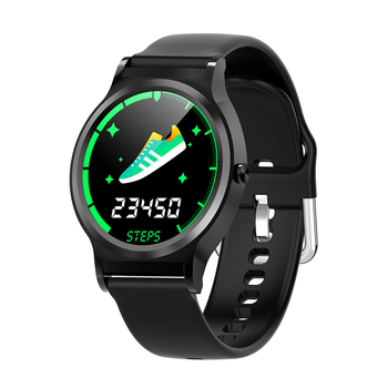 CF98 smart watch Full-screen men women Full-touch heart Rate monitor fitness track smartwatch for android IOS phone