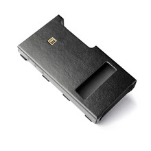 Professional Amplifier Bundling Leather Case for FiiO Q5 Q5S USB DAC AMP Amplifier Storage Protective Cover Shockproof Case