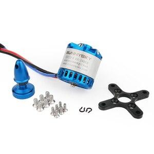 Image 4 - Sunnysky X2212 III X2216 III X2220 III 880/950/1100/1150/1250/1400/2200/2450/2600kv Brushless Motor RC FPV Racing Quadcopter