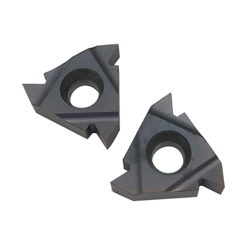 10* 16ER AG60 CNC Carbide Inserts External Thread For Lathe Cutting Tool CNC