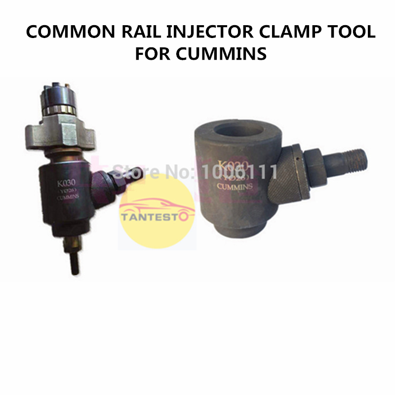 K030 Common Rail Injector Diesel Oil Return Clamp Tool For CUMMINS