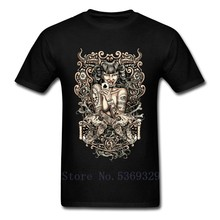 Sexy Devil Evil Witches Pin Up Tshirt Tattooed Gamble Throne Gothic T-Shirts Mens Hipster Fashion Tee Shirt 3D Print homme(China)