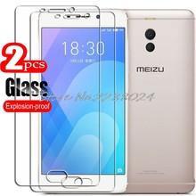 2 шт. для Meizu M6 Note (Note6) закаленное стекло высокой четкости, Защитная пленка для экрана телефона Note 6